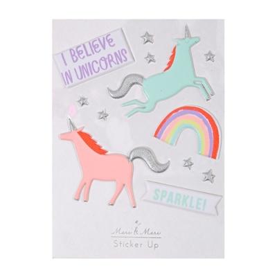 stickers-licorne-3d-meri-meri
