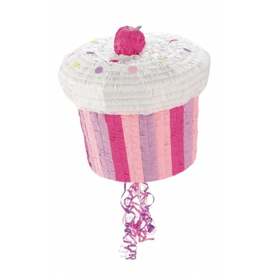 pinata-traditionnelle-cupcake