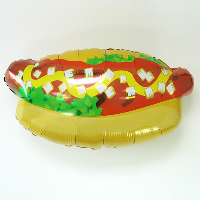 ballon-mylar-hot-dog