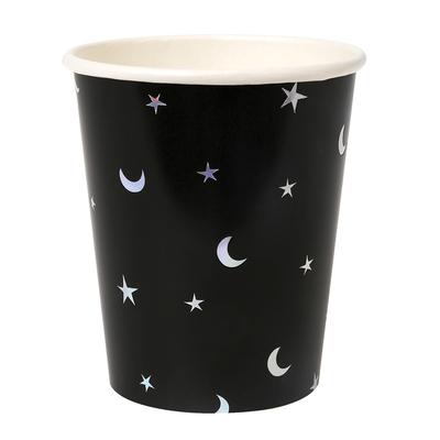 gobelet-carton-noir-lune-et-etoile-meri-meri