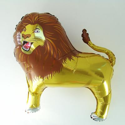 ballon-mylar-helium-lion