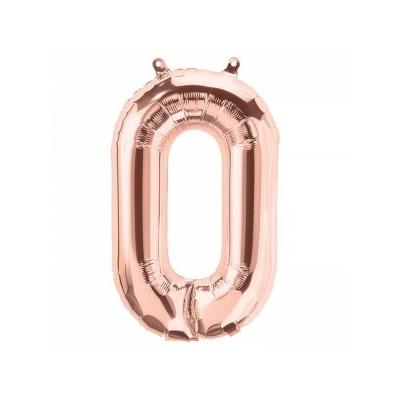 ballon-chiffre-0-anniversaire-rose-dore-northstar-balloons