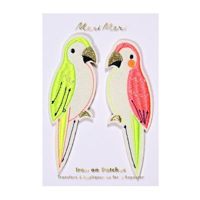 patch-ecusson-thermocollant-perroquet-meri-meri