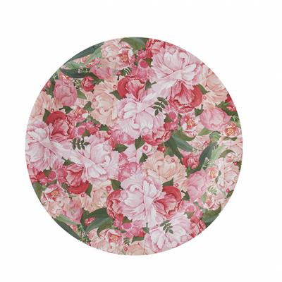 assiette-carton-fleurs-mariage-boheme-chic-ginger-ray