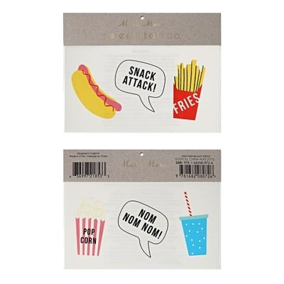 tatouage-temporaire-enfant-snack-food-meri-meri