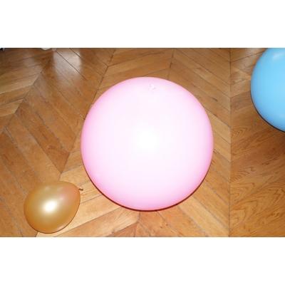 ballon-geant-rose