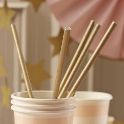 paille-papier-uni-dore-metallise-gingerray