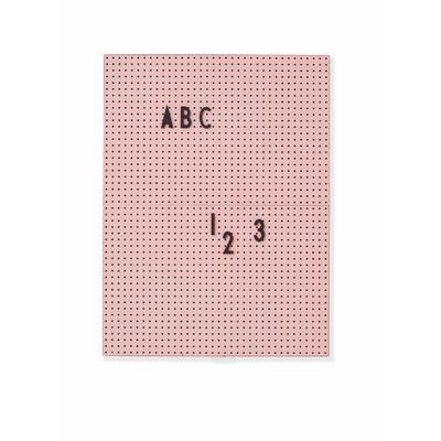 letter-board-rose-format-a4-design-letters