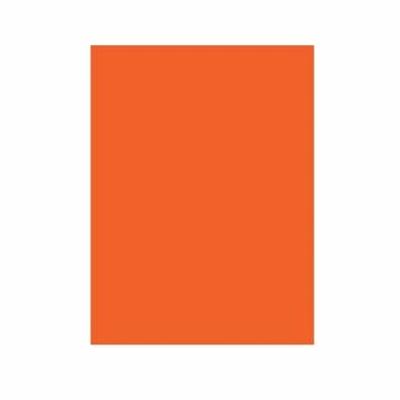 Nappe en papier Orange