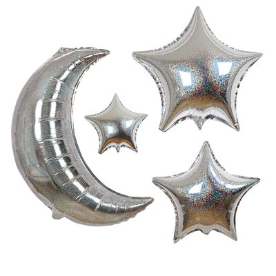 ballon-mylar-aluminium-holographique-argent-forme-etoile-et-lune-meri-meri