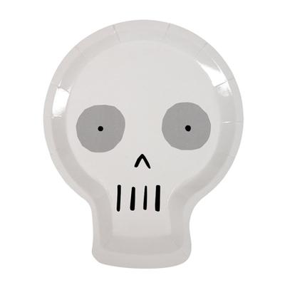 assiette-jetable-carton-forme-squelette-fete-halloween-meri-meri