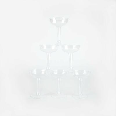 coupe-a-champagne-jetable-plastique-transparent-cocktail-de-fete