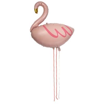 ballon-mylar-flamant-rose-en-aluminium-meri-meri