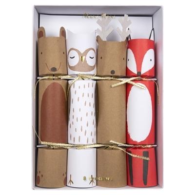 crackers-anglais-noel-animaux-de-la-foret-meri-meri
