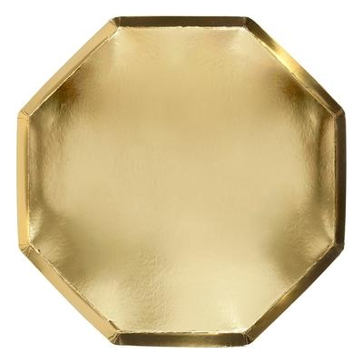 assiette-jetable-de-fete-en-carton-dore-fini-metallise-meri-meri