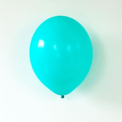 ballon-latex-vert-aqua