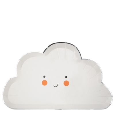 vaisselle-jetable-nuage-baby-assiette-carton-baby-shower-meri-meri