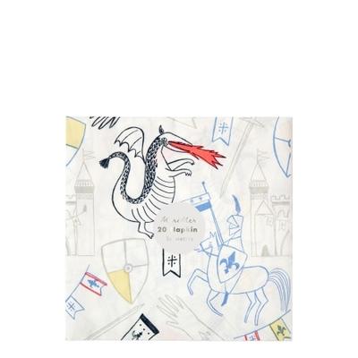 serviette-jetable-chevalier-en-papier-table-anniversaire-meri-meri