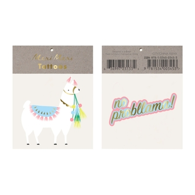 tatouage-temporaire-lama-pour-enfant-meri-meri