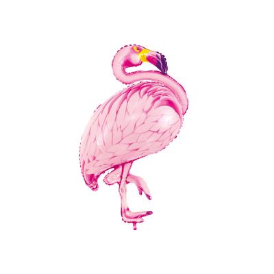 ballon-helium-flamant-rose-deco-fete-tropicale