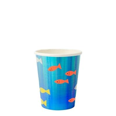 gobelet-carton-poisson-anniversaire-theme-marin-meri-meri