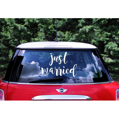 sticker-just-married-pour-deco-voiture-marie