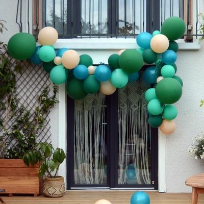 guirlande-ballon-de-baudruche-vert-anniversaire-jungle-tropicale-sweet-party-day