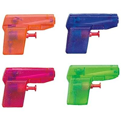 8 petits pistolets à eau
