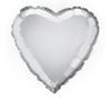 ballon-mylar-coeur-argent