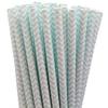 pailles-papier-chevrons-bleu-clair
