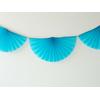 guirlande-papier-rosace-bleu-clair