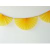 guirlande-en-papier-rosace-jaune