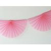 guirlande-papier-rosace-rose-clair