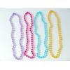 4 colliers de perles