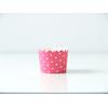 caissette-cupcake-rose-fuchsia-pois-blanc