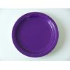 assiette-jetable-carton-violet