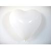 10 ballons coeur en latex