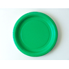 assiette-carton-vert-emeraude