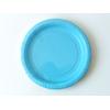 assiette-jetable-bleu-clair