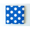 serviette-de-table-jetable-bleu-marine-a-pois