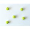 10 chewing-gum balle de tennis