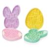 10 puzzles casse-tête à bille lapin
