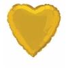 ballon-mylar-coeur-dore