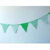guirlande-decorative-en-papier-vert