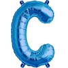 ballon-en-forme-de-lettre-c-bleu