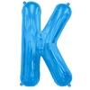 ballon-en-forme-de-lettre-k-bleu