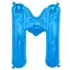 ballon-en-forme-de-lettre-m-bleu