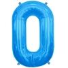 ballon-en-forme-de-lettre-o-bleu
