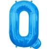 ballon-en-forme-de-lettre-q-bleu
