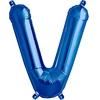 ballon-en-forme-de-lettre-v-bleu